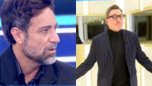 foto Pietro Delle Piane Filippo Nardi Live Non è la d'Urso