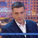 """Roberto Poletti sbotta da Alberto Matano: """"Scusa se ti interrompo…"""""""