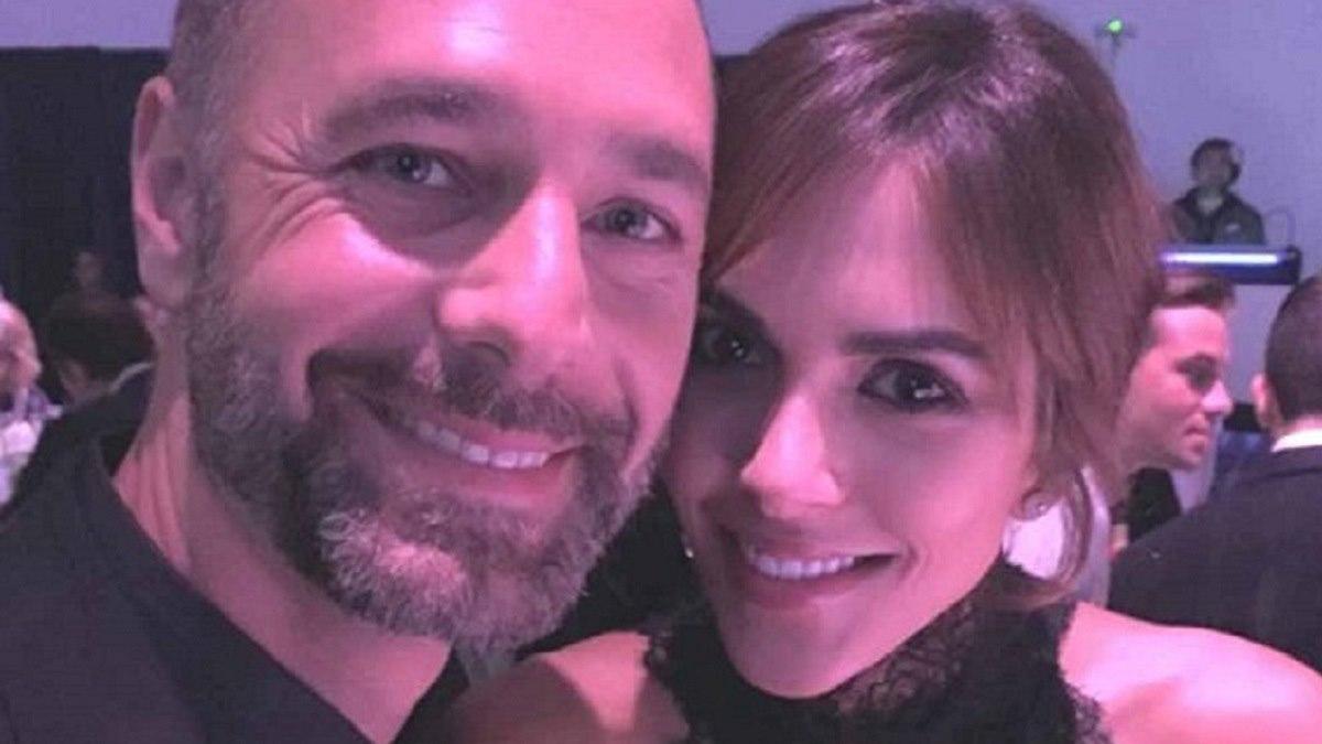 foto Raoul Bova e Rocio Munos Morales