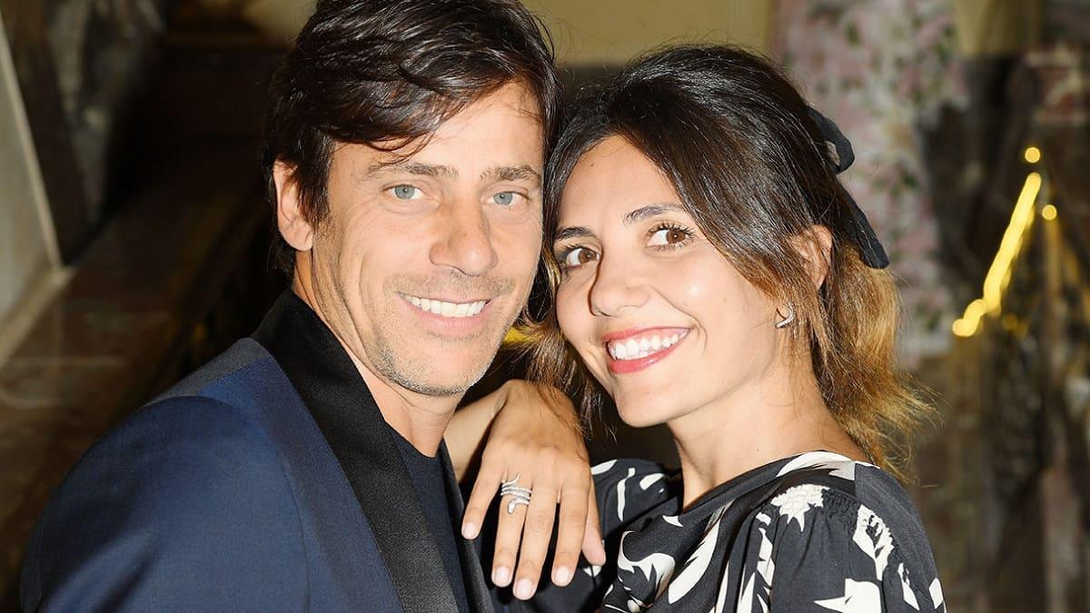 foto Serena Rossi e Davide Devenuto