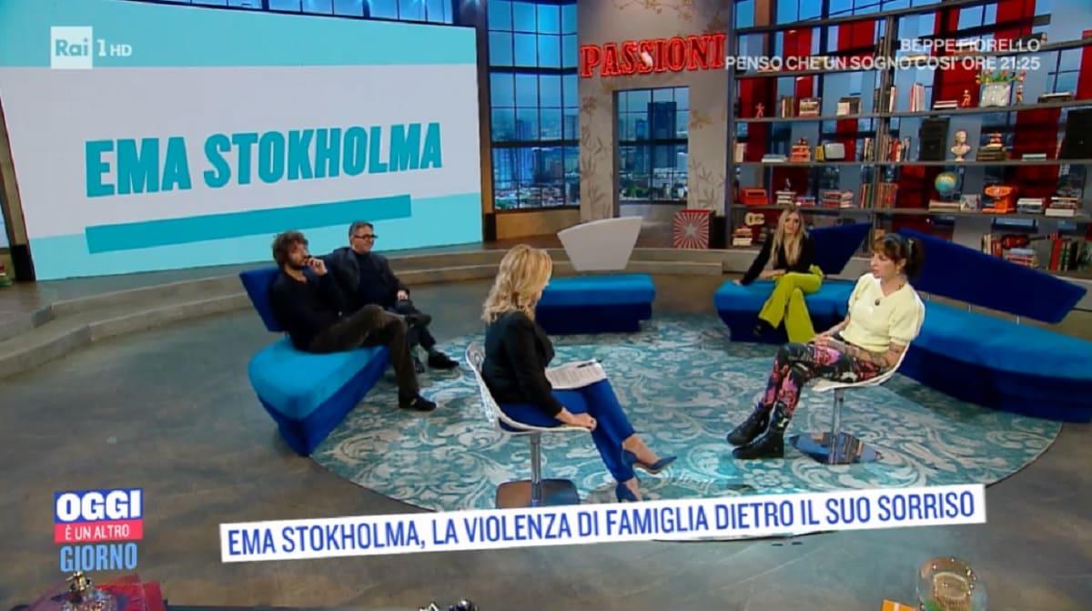 foto di Ema Stokholma da Serena Bortone