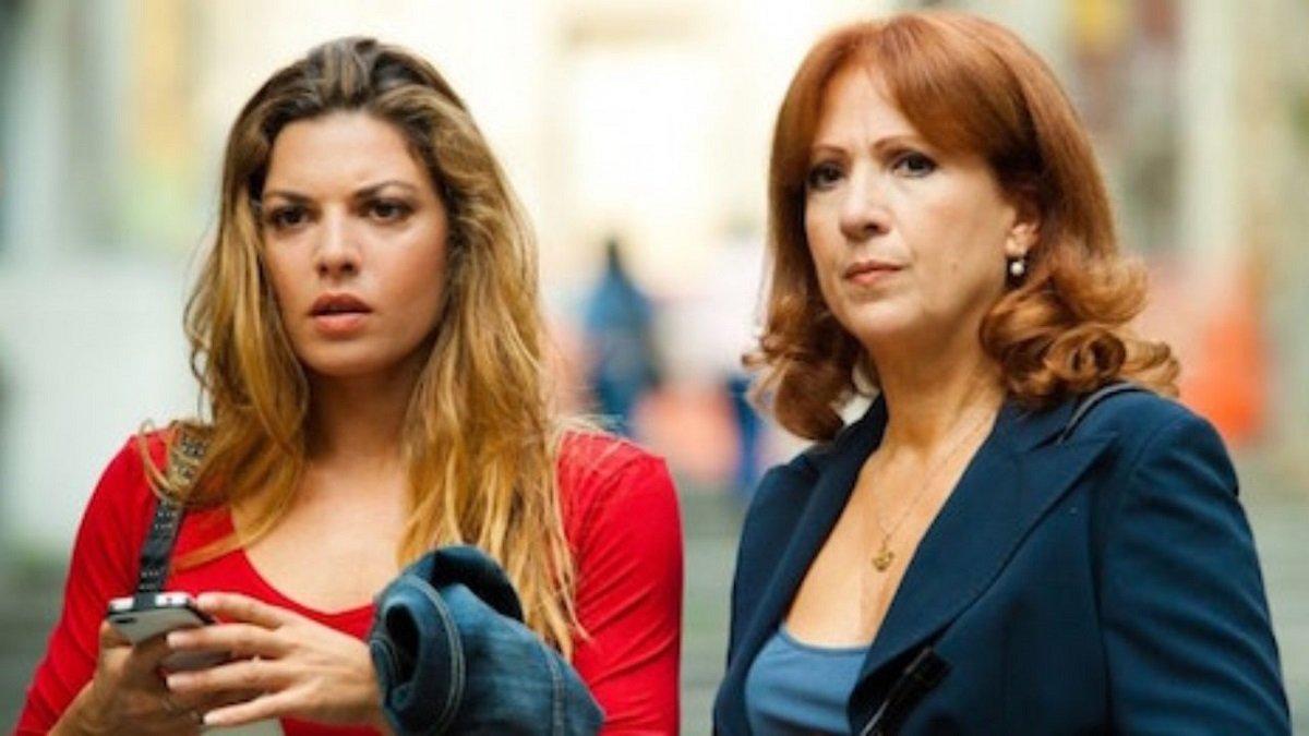 Foto Un posto al sole Angela e Giulia