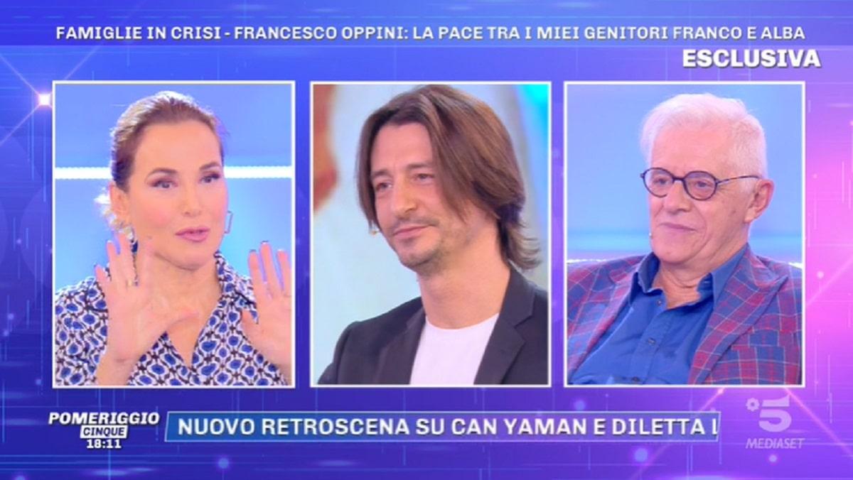 Foto Francesco Oppini Confessione Alba Parietti