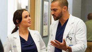 Foto Grey's Anatomy - Jackson e Jo