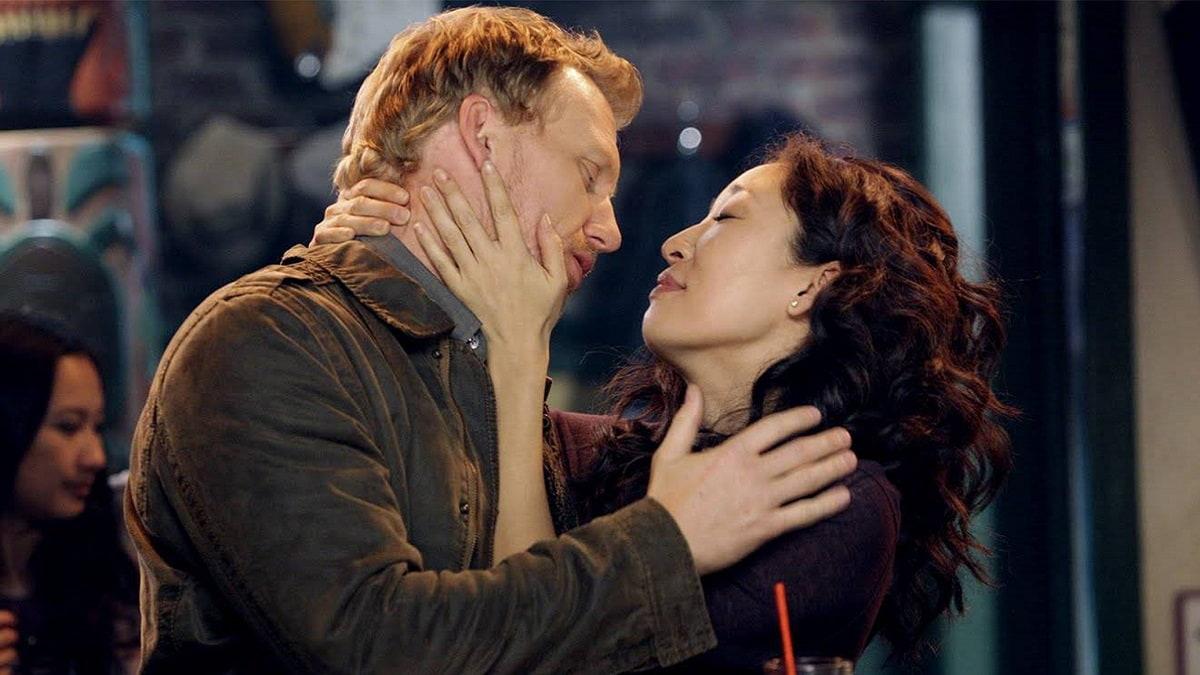 Foto Grey's Anatomy - Owen e Cristina