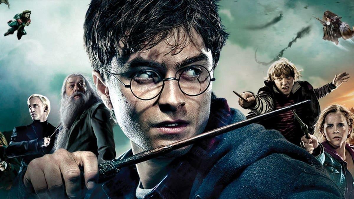 Foto Harry Potter
