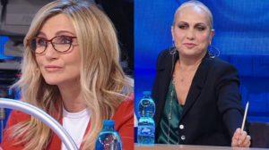 Foto Lorella Cuccarini Scontro Alessandra Celentano Amici 20