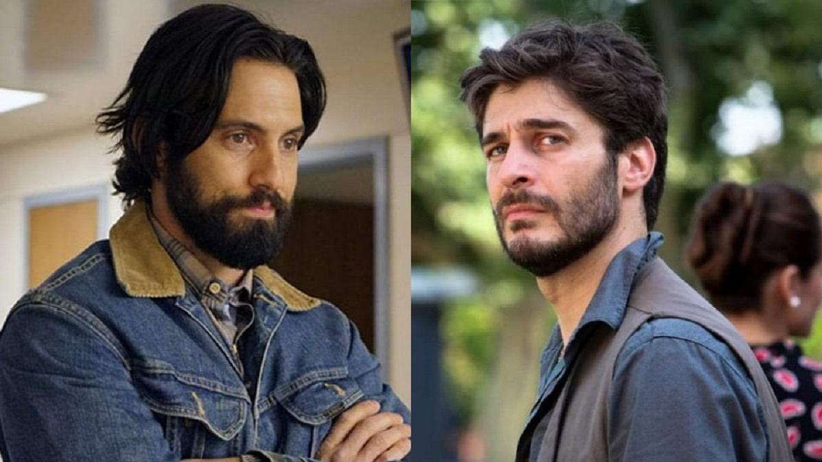 Foto This is Us - Milo Ventimiglia e Lino Guanciale