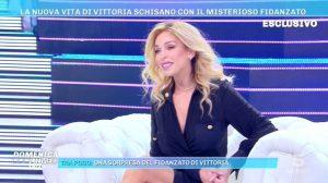 Vittoria Schisano Sorpresa Domenica Live