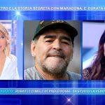 """Domenica Live, Barbara d'Urso blocca Carmen Di Pietro: """"Stai zitta"""""""