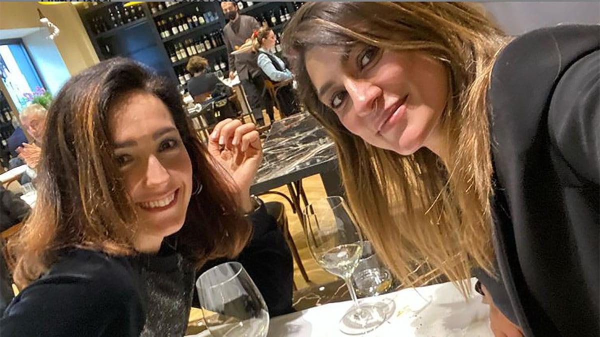 foto Caterina Balivo ed Elisa Isoardi