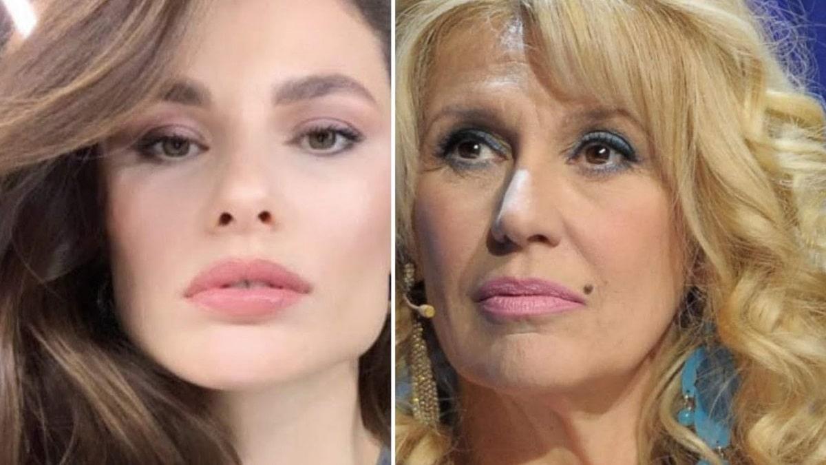 foto Dayane Mello e Maria Teresa Ruta