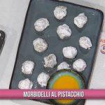 È sempre mezzogiorno ricetta: morbidelli al pistacchio di Fabio Potenzano