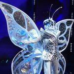 """La Farfalla chi è? Il cantante mascherato: """"Mi piacerebbe vincere"""""""