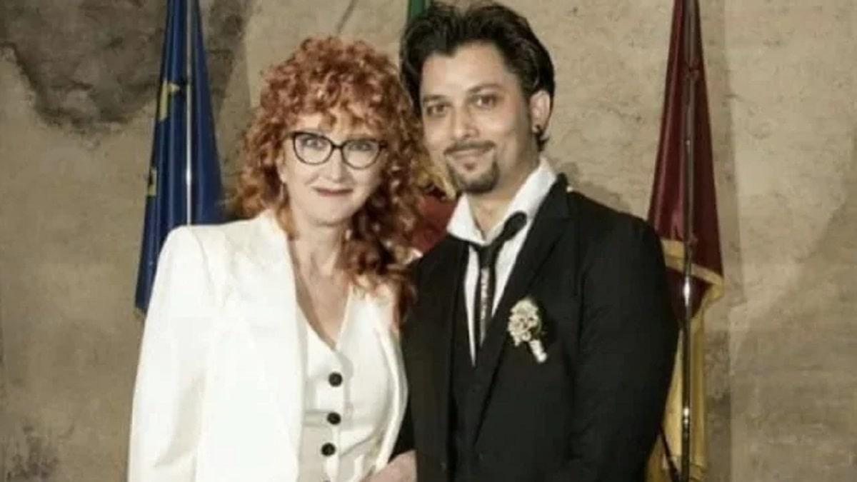foto Fiorella Mannoia e Carlo Di Francesco
