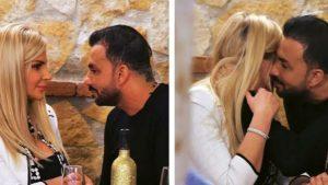 foto Francesca Cipriani e il fidanzato