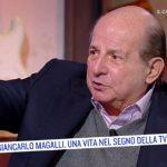 """Giancarlo Magalli racconta un dramma a Serena Bortone: """"Tanto doloroso"""""""