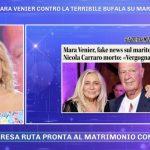 """Pomeriggio 5, Barbara d'Urso fa una proposta a Mara Venier: """"Vieni qua"""""""