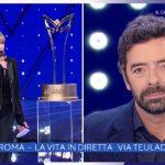 Alberto Matano infiltrato a Il cantante mascherato? Milly Carlucci spiazza