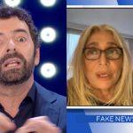 "Mara Venier, fake news morte marito. Alberto Matano si infuria: ""Assurdo"""