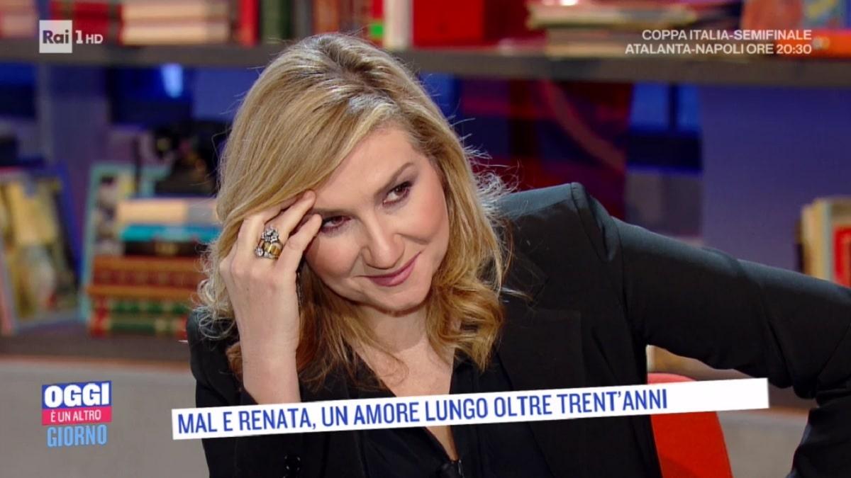 foto Serena Bortone 10 febbraio