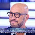 """Walter Zenga dopo le polemiche: """"Sono andato in Tv per difendermi"""""""
