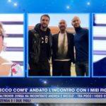 """Walter Zenga sui figli Andrea e Nicolò a Live: """"Tutto per il verso giusto"""""""