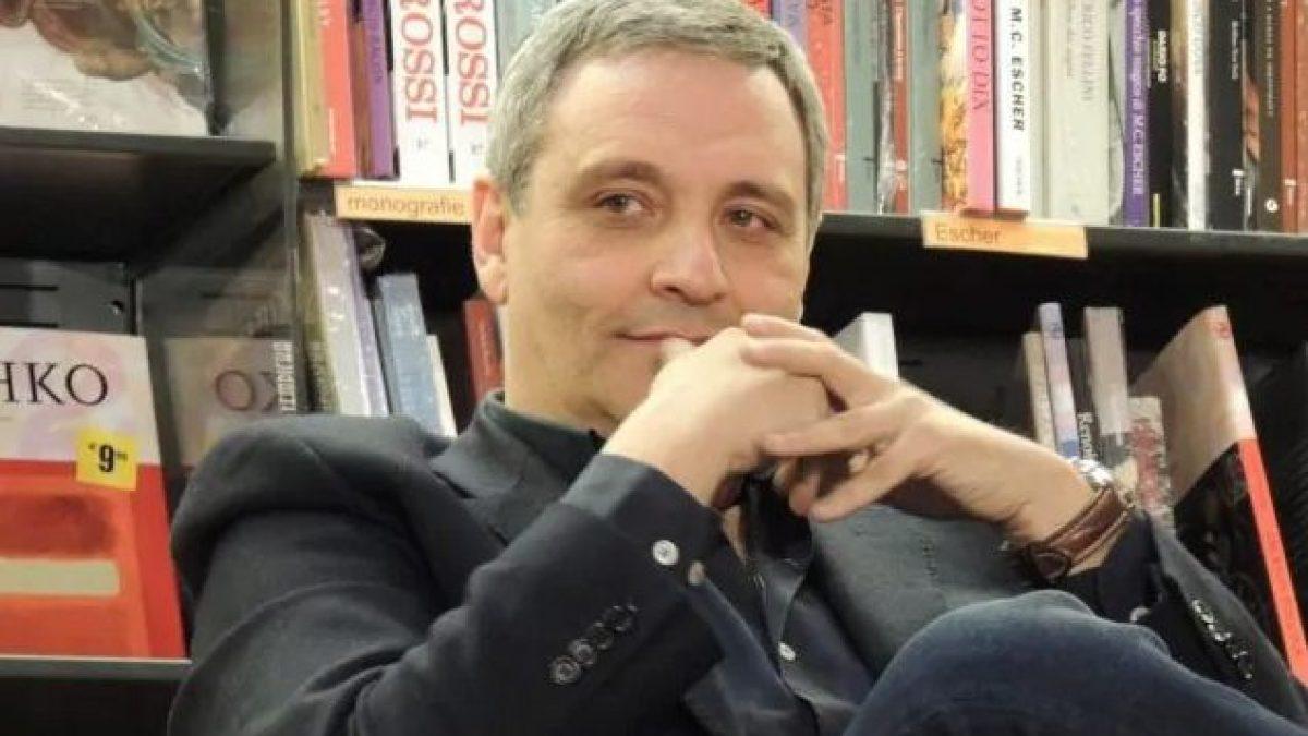 foto Maurizio De Giovanni