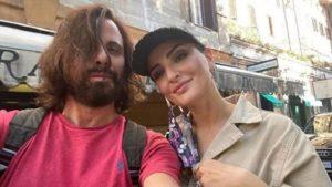 Foto Arisa e Andrea Di Carlo