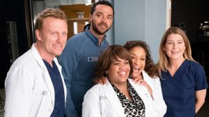 Foto Grey's Anatomy