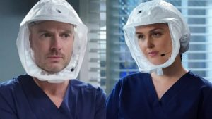 Foto Grey's Anatomy 17 - Jo e Hayes