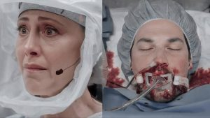 Foto Grey's Anatomy 17 - Teddy e DeLuca