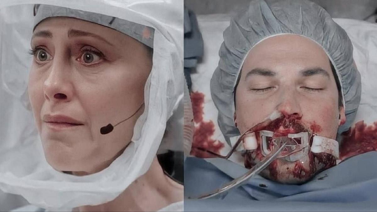 Foto Grey's Anatomy 17 - Teddy e DeLuca