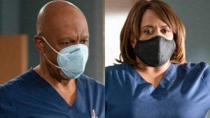 Foto Grey's Anatomy 17x08
