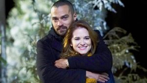 Foto Grey's Anatomy - Jackson e April