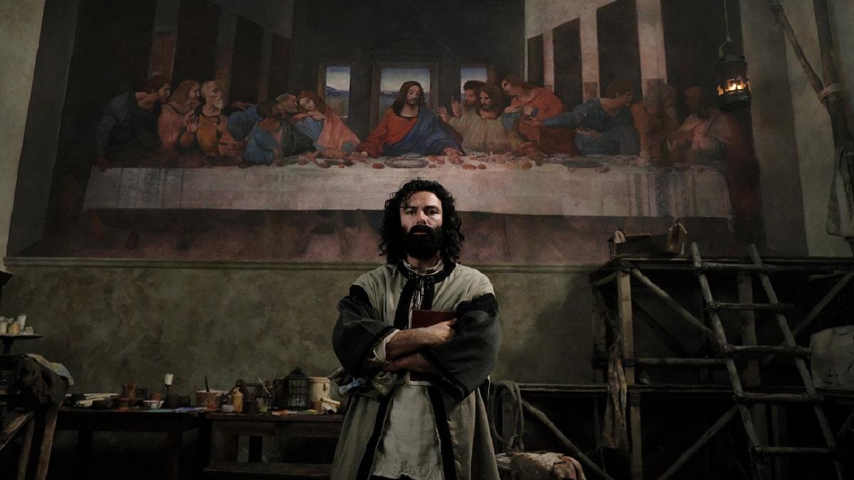 Foto Leonardo penultima puntata