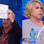 """Rudy Zerbi contro la Pettinelli ad Amici: """"A differenza tua ho un cervello"""""""