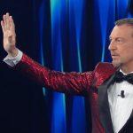 """Sanremo 2021, Amadeus interrompe Fasma-Nesli: """"C'è un problema"""""""