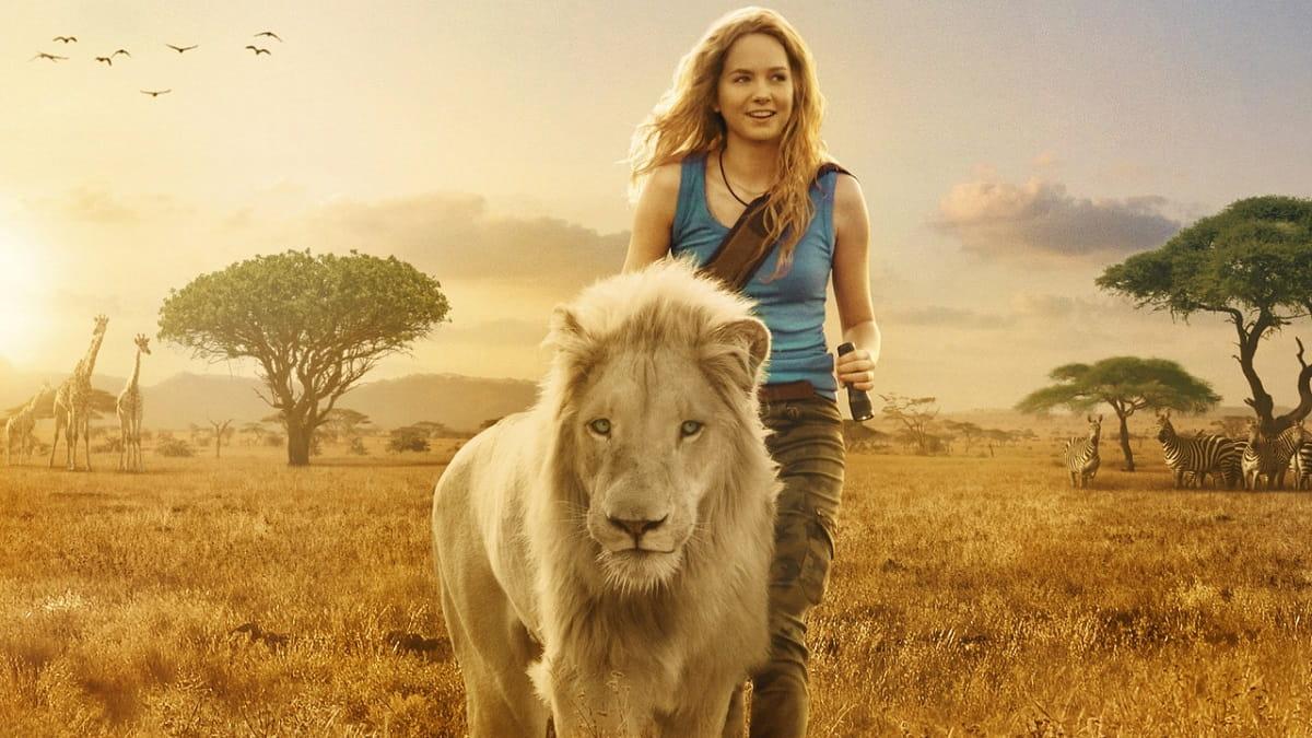 Foto film Mia e il leone bianco