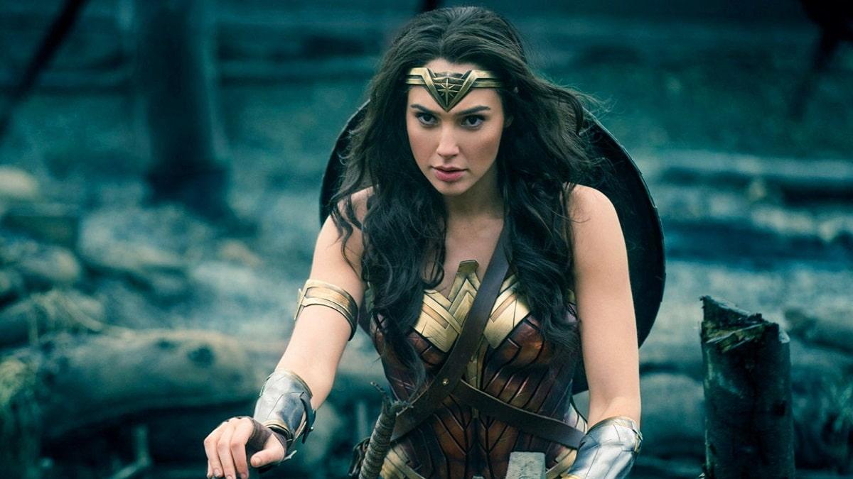 Foto film Wonder Woman
