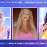 """Pomeriggio 5, Barbara d'Urso imbarazza Francesca De Andrè: """"Momento down"""""""
