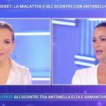 "Pomeriggio 5, Samantha De Grenet su Antonella Elia: ""Cattiveria gratuita"""