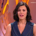 """Bianca Guaccero si emoziona a Detto Fatto: """"Vogliamo fare un omaggio"""""""