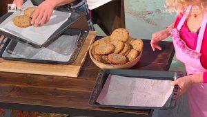 foto È sempre mezzogiorno cookies farro segale