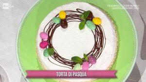 foto È sempre mezzogiorno torta di Pasqua