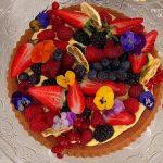È sempre mezzogiorno: torta di frutta con crema al limone di zia Cri