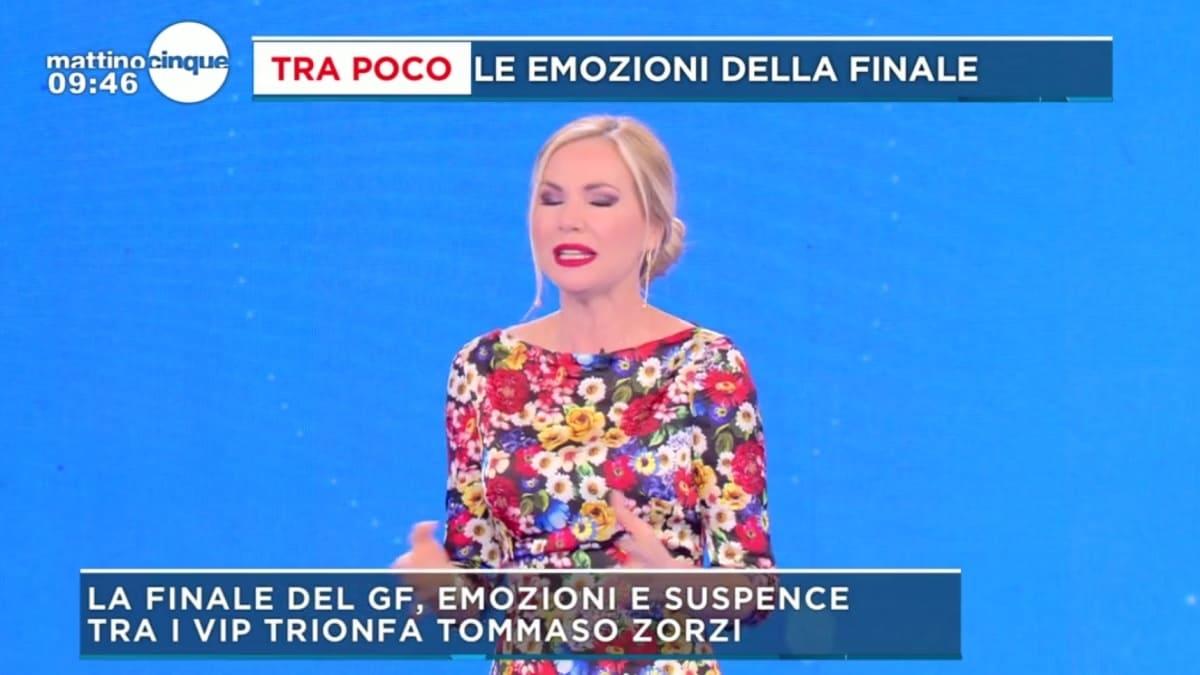foto Federica Panicucci raschio alla gola