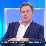"""Ogni Mattina, Filippo Nardi sul suo passato: """"Sono stato molto aggressivo"""""""