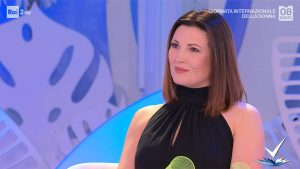 foto Giovanna Civitillo a Detto Fatto