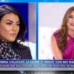 """Live, Giulia Salemi attaccata da un'ospite: """"Importuni gli uomini sposati"""""""